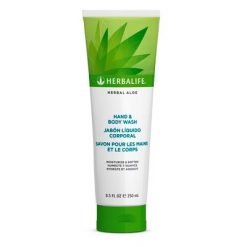 Gel de Baño para Manos y Cuerpo Herbal Aloe Herbalife