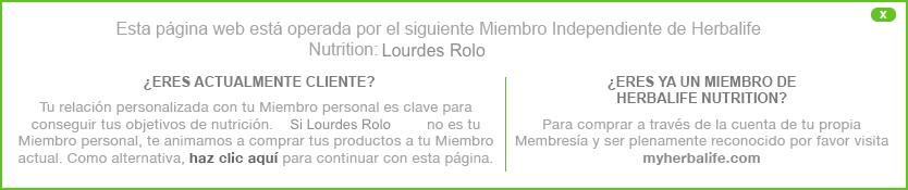 Pop up Lourdes Rolo