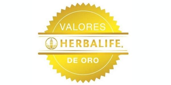 Valores Herbalife
