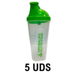 Pack 5 Cocteleras Herbalife Nutrition