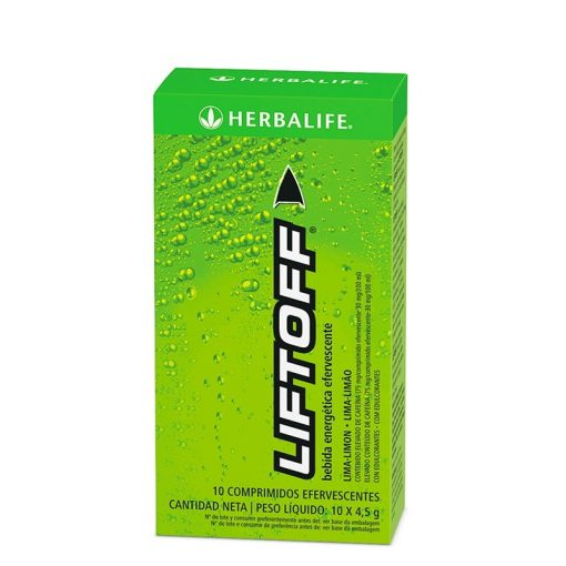 Lift Off Lima-Limón Herbalife