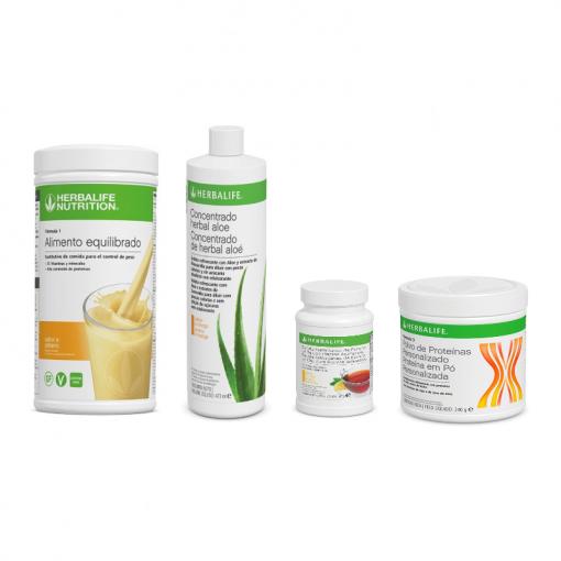 Pack Control de Peso Avanzado Herbalife