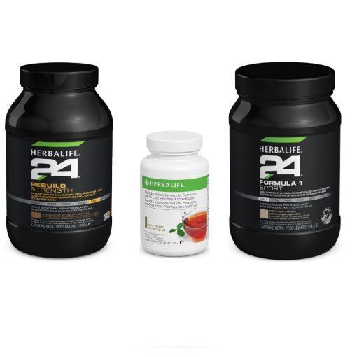 Pack Musculación H24 Herbalife
