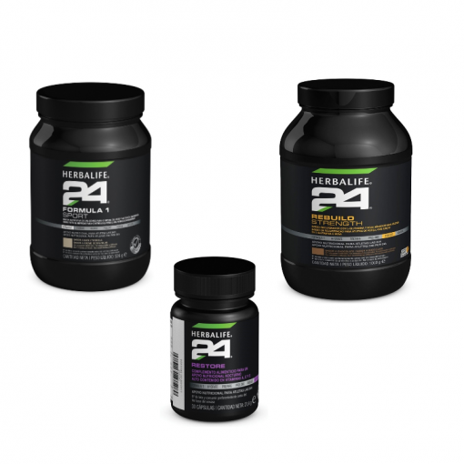 Pack Recuperación H24 Herbalife